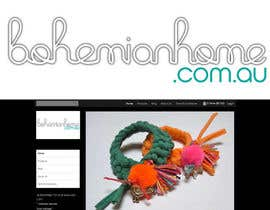 #168 for LOGO design for www.bohemianhome.com.au by dyeth
