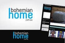 Graphic Design Contest Entry #146 for LOGO design for www.bohemianhome.com.au