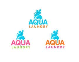 #19 untuk Design a Logo for AQUA LAUNDRY & DRY CLEANING oleh OnePerfection