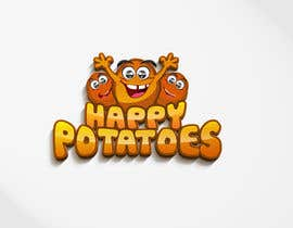 #30 for Design a Logo for Happy Potatoes Gift store af cuongprochelsea