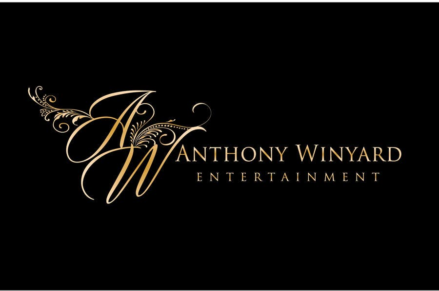 Konkurrenceindlæg #                                        16                                      for                                         Graphic Design- Company logo for Anthony Winyard Entertainment