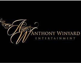 #16 for Graphic Design- Company logo for Anthony Winyard Entertainment af tania06