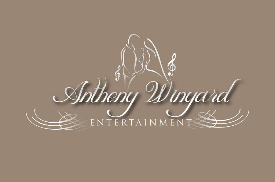 Konkurrenceindlæg #                                        14                                      for                                         Graphic Design- Company logo for Anthony Winyard Entertainment