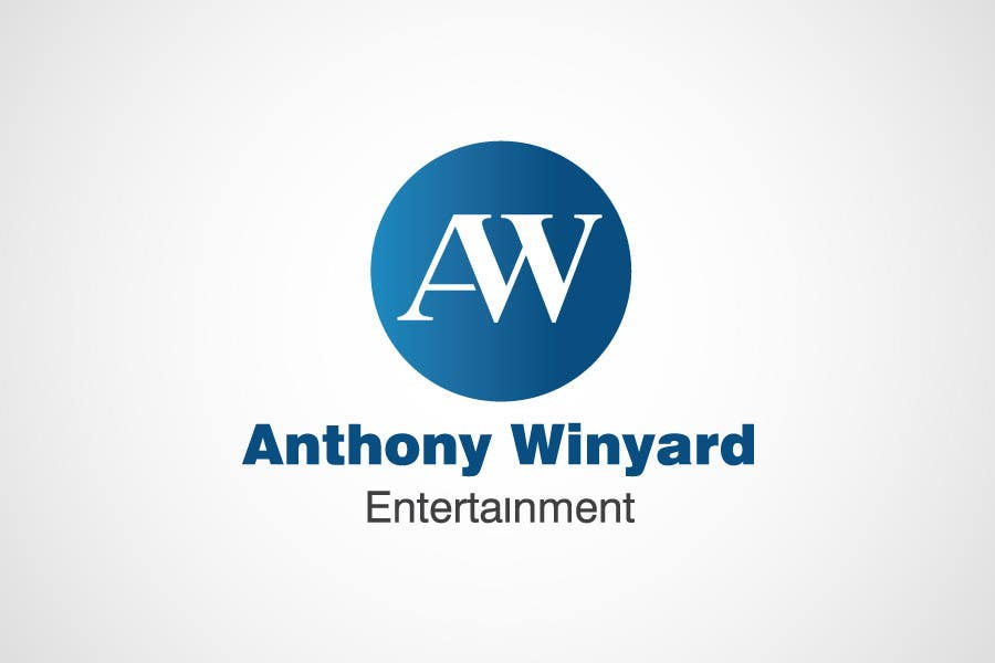 Konkurrenceindlæg #                                        230                                      for                                         Graphic Design- Company logo for Anthony Winyard Entertainment