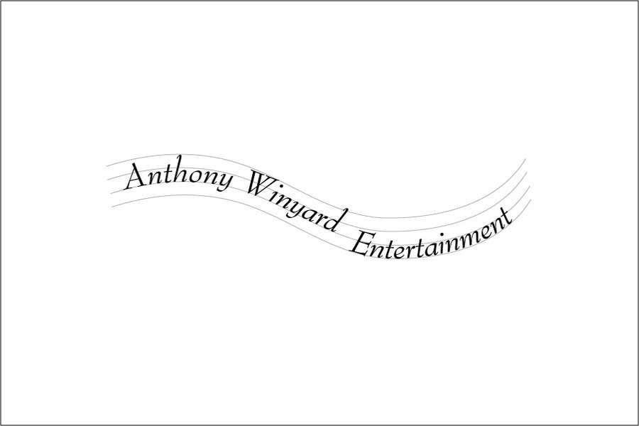 Konkurrenceindlæg #                                        21                                      for                                         Graphic Design- Company logo for Anthony Winyard Entertainment