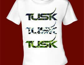 #25 cho Design a T-Shirt for TUSK bởi mj956