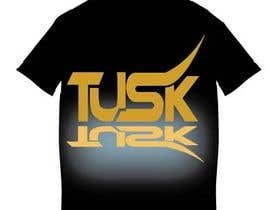 #39 for Design a T-Shirt for TUSK af arifn59