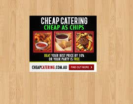 #9 for Design a Banner for cheapcatering.com.au by miekee09