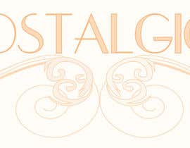 "#67 for Design a Logo for ""Nostalgica"" by evelyn9181"