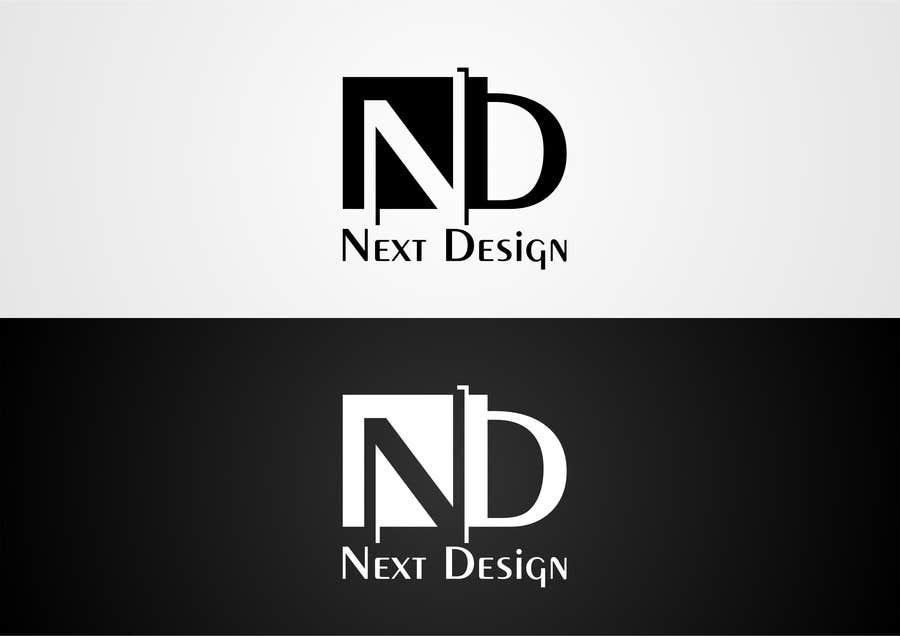 Proposition n°188 du concours Design a Logo for the brand 'Next Design'