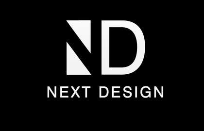 #105 for Design a Logo for the brand 'Next Design' af RAIDAHKHALIDSYED