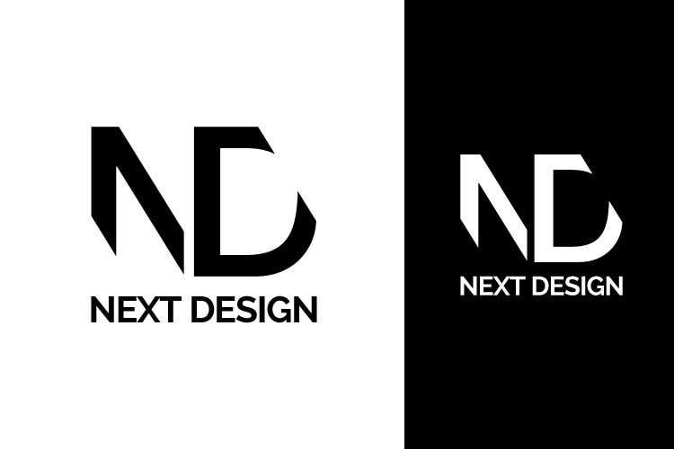Proposition n°192 du concours Design a Logo for the brand 'Next Design'