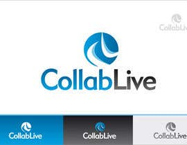 #16 para Logo and Brand Design for CollabLive de Grupof5