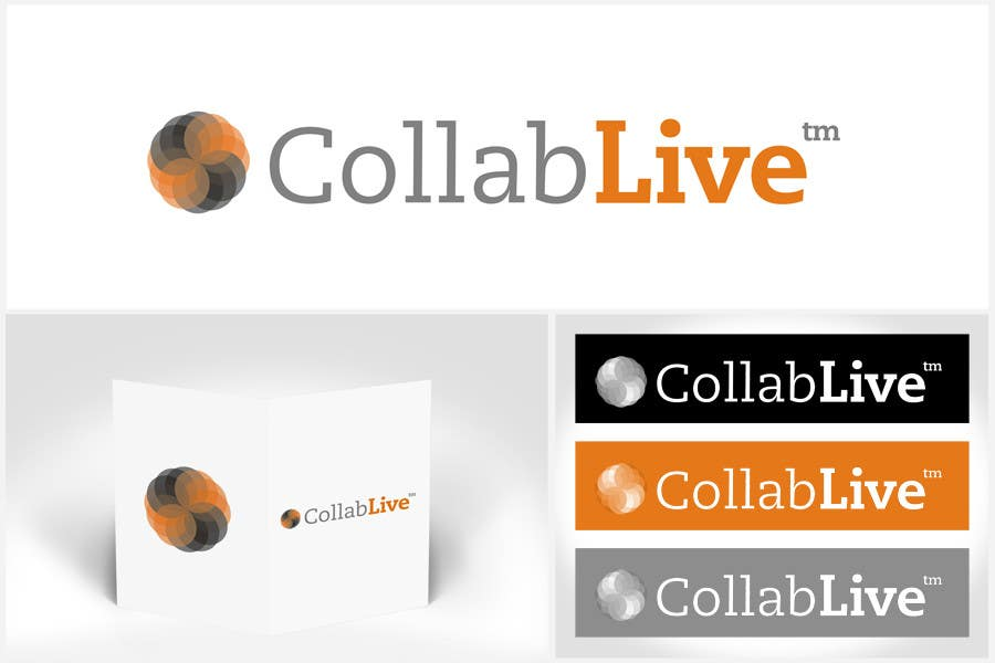 Contest Entry #100 for Logo and Brand Design for CollabLive