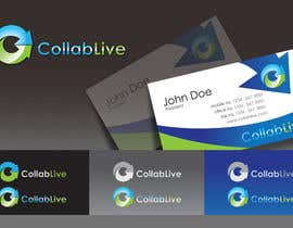 #64 untuk Logo and Brand Design for CollabLive oleh Crazyboyako