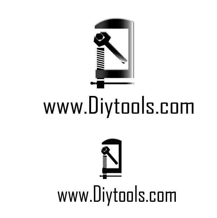 Konkurrenceindlæg #137 for Design a Logo for www.diytools.com