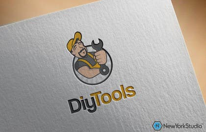 #106 for Design a Logo for www.diytools.com af SergiuDorin