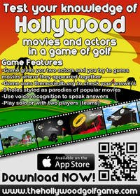 #20 for Design a Flyer for an iPhone Game by Utnapistin