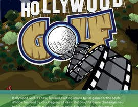 #17 for Design a Flyer for an iPhone Game by Aleshander