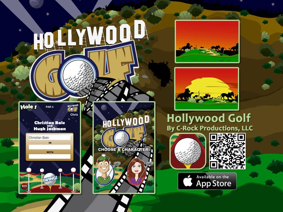 Flyer Design Contest Entry #9 for Design a Flyer for an iPhone Game