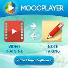 Inscrição nº 25 do Concurso para Design a Banner for a note taking app for video trainings