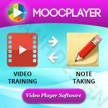 Contest Entry #27 for Design a Banner for a note taking app for video trainings