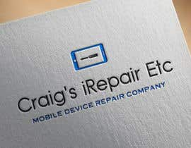 nº 18 pour Design a Logo for a Mobile Device Repair Company par DamirPaul