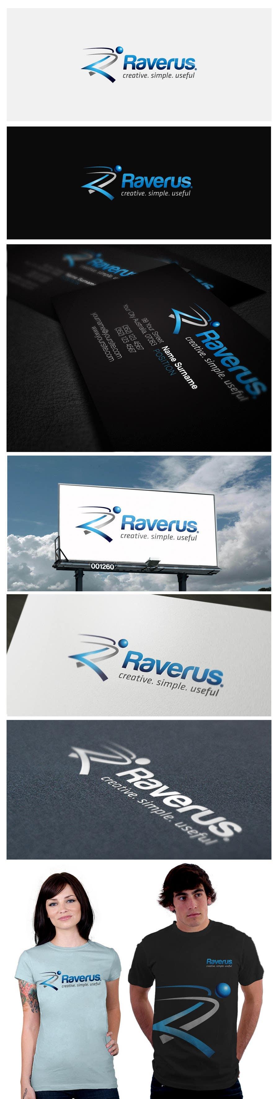 Proposition n°                                        192                                      du concours                                         Logo Design for Raverus