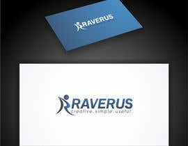 #138 para Logo Design for Raverus por honeykp