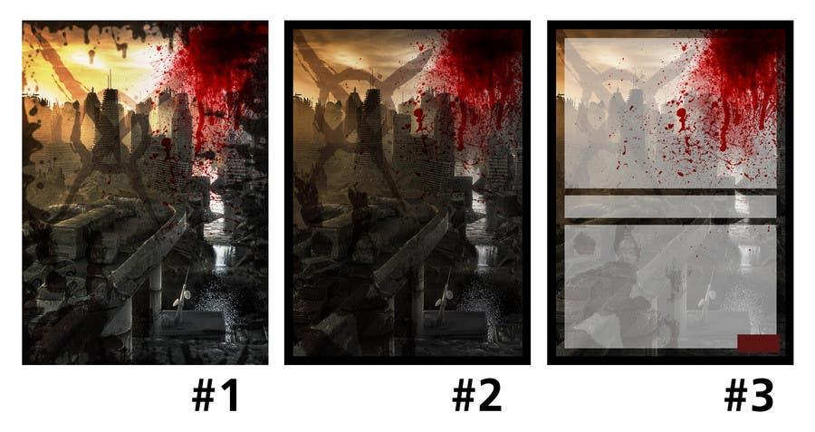 Inscrição nº 4 do Concurso para Design Trading Card for Zombies Card Game