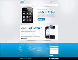 #2 for Build a companion Website for an iPhone app by tania06