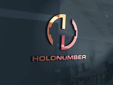 #43 untuk Logo + Cover for www.HoloNumber.com oleh faisalmasood012