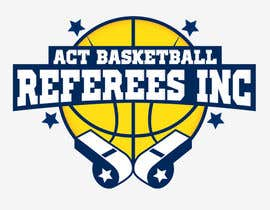 #31 untuk Design a Logo for ACT Basketball Referees Inc oleh rosatapia