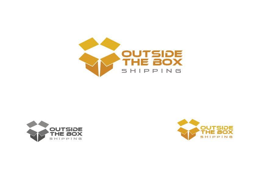 Konkurrenceindlæg #114 for Shipping Box Logo Design