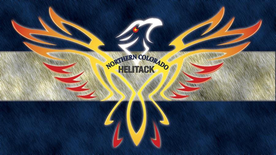 Bài tham dự cuộc thi #42 cho Design a Logo for Colorado Helicopter Fire Crew