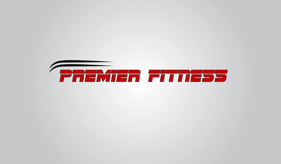 Penyertaan Peraduan #201 untuk Design a Logo for Premier Fitness