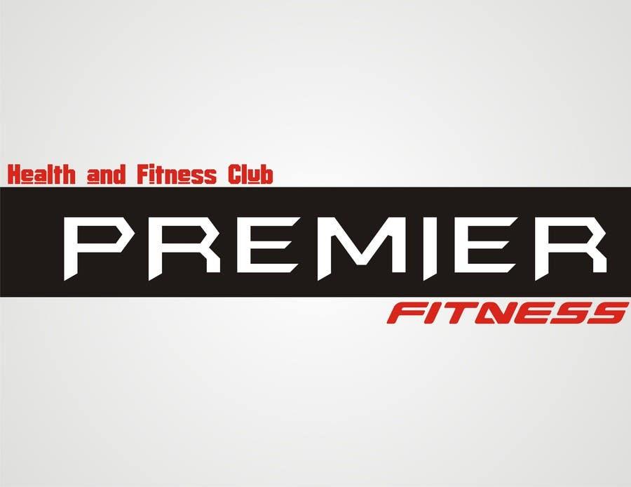 Penyertaan Peraduan #310 untuk Design a Logo for Premier Fitness