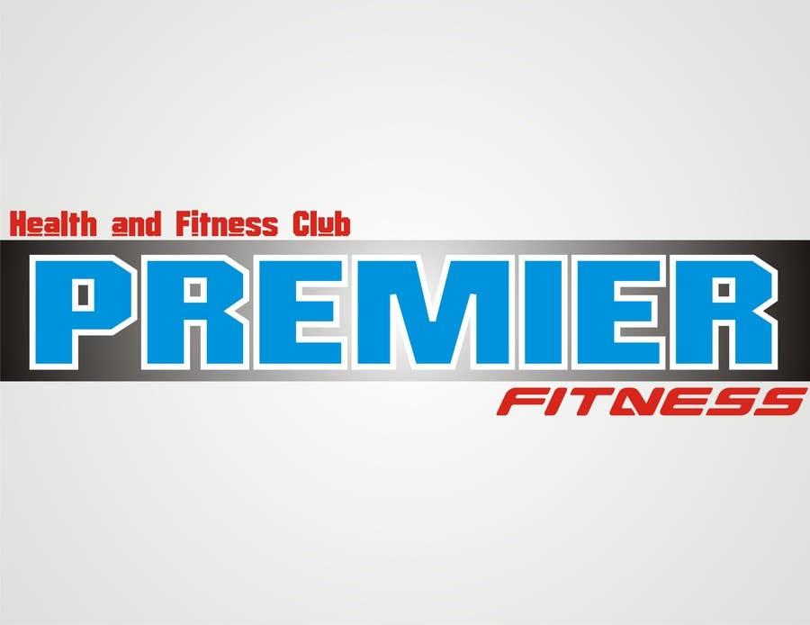 Penyertaan Peraduan #312 untuk Design a Logo for Premier Fitness