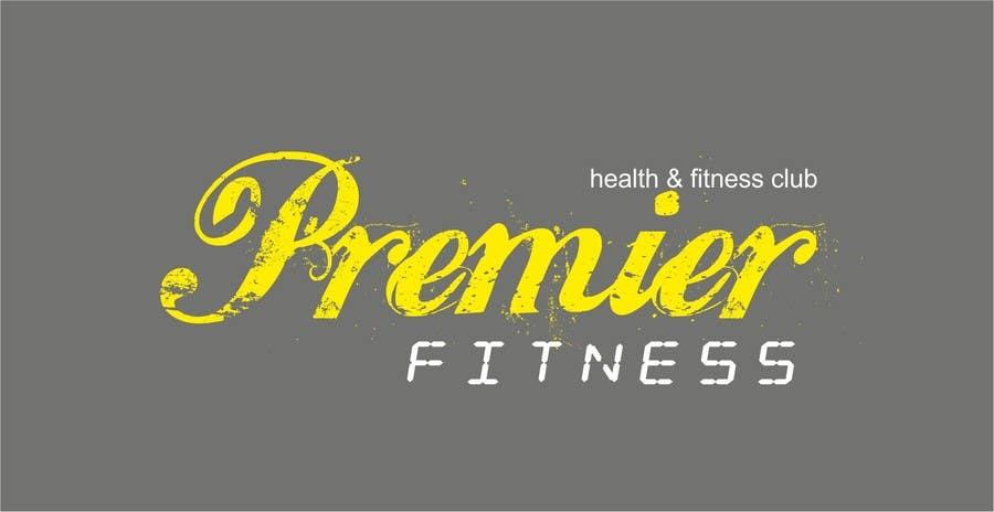 Kilpailutyö #267 kilpailussa Design a Logo for Premier Fitness
