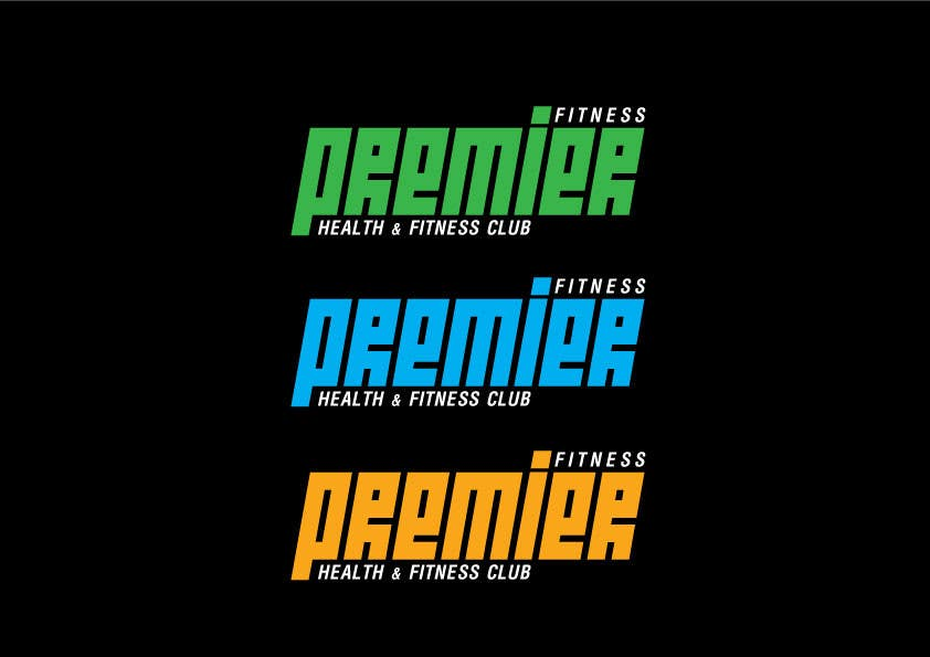 Kilpailutyö #259 kilpailussa Design a Logo for Premier Fitness