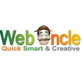 #26 para Design a Logo for WEB UNCLE, INDIA por sandanimendis