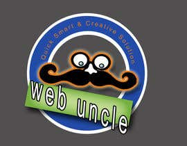 #31 para Design a Logo for WEB UNCLE, INDIA por MagicaD