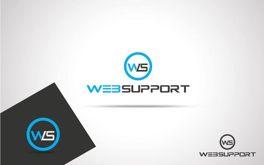 Contest Entry #                                        43                                      for                                         Design a Logo for websupport.nz