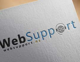 #15 para Design a Logo for websupport.nz por hics