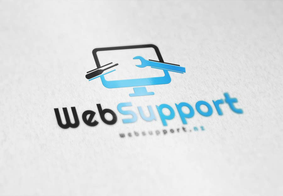 Contest Entry #                                        58                                      for                                         Design a Logo for websupport.nz