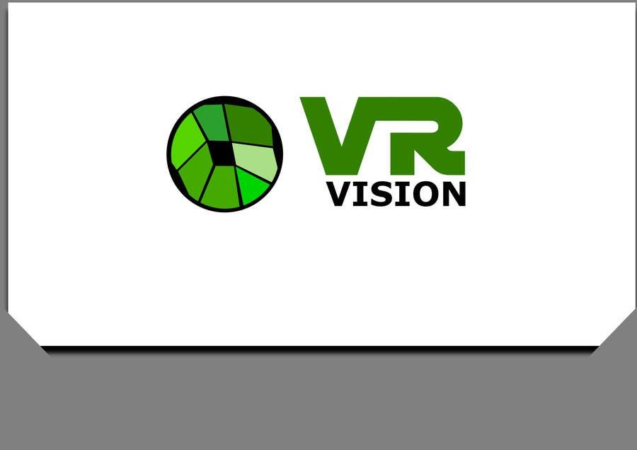 Inscrição nº 2 do Concurso para Design a Logo for VR Vision