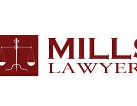 nº 54 pour Design a Logo for Mills Lawyers par atmosferaa