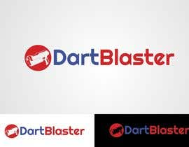 #65 para Logo Design for Dartblaster Website por Attebasile