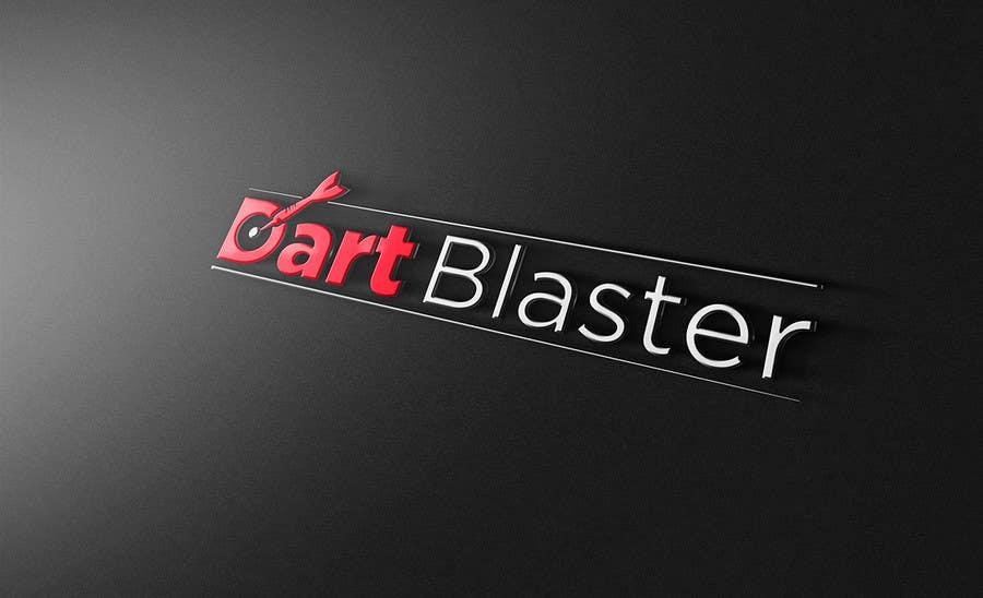 Contest Entry #27 for Logo Design for Dartblaster Website