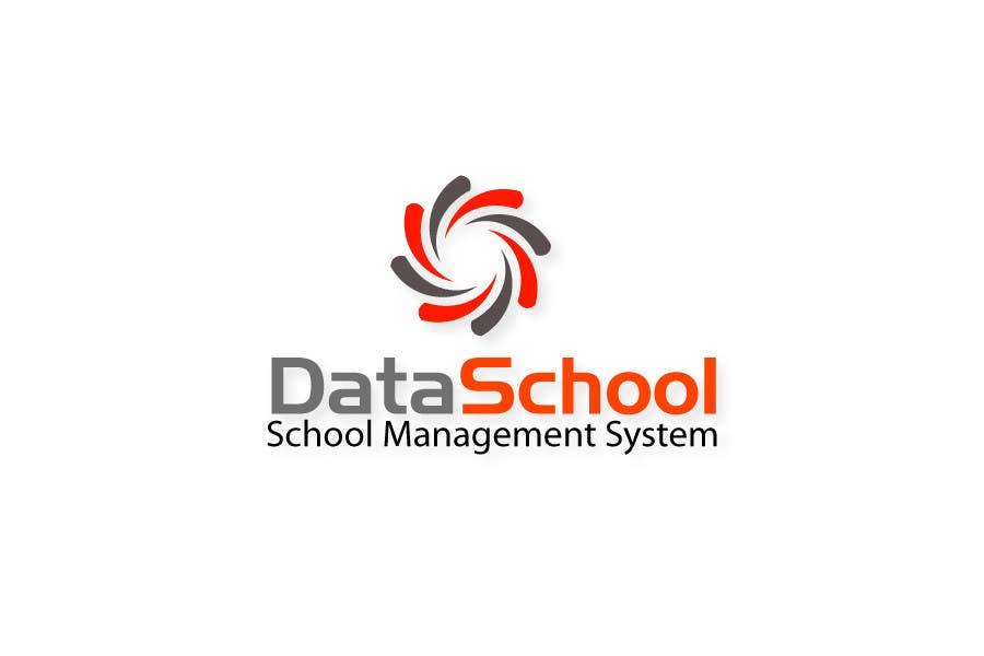 Kilpailutyö #87 kilpailussa Design a Logo for School management system - DataSchool